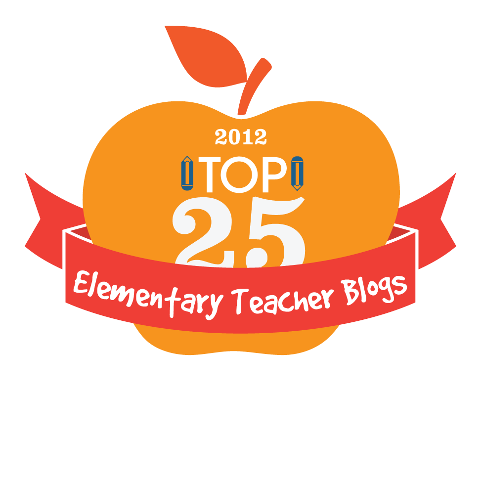Top 25 Elementary School Teacher Blog of 2012