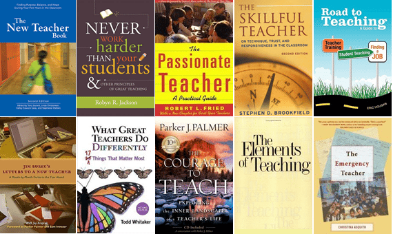 50 Best Books For New Teachers Top Masters In Education