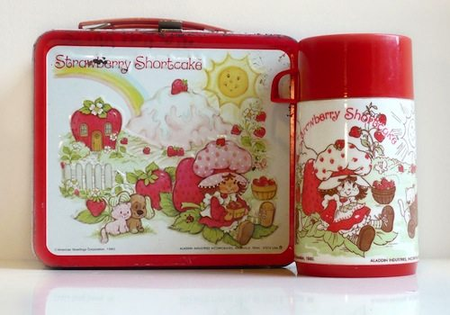 6. Strawberry Shortcake