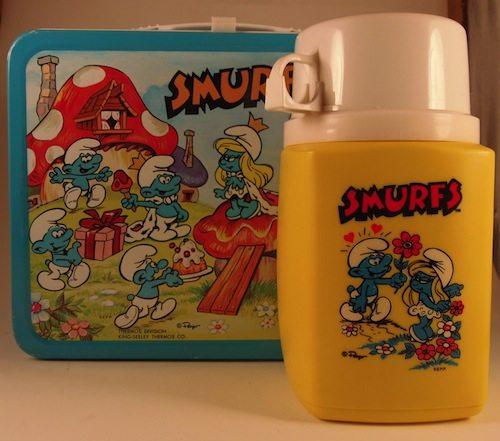 8. Smurfs