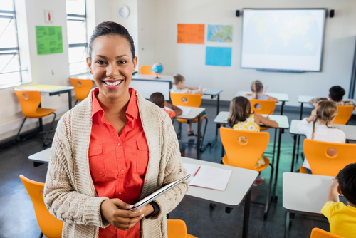 50 Highest Paying School Districts for First Year Teachers