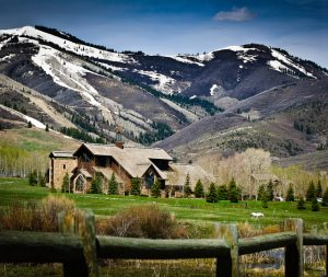 May in Park City, Utah
