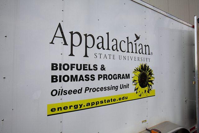 Appalachian State U 2