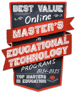 Best-Value-Online-Master's-in-Educational-Technology