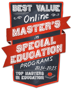 Best-Value-Online-Master's-in-Special-Education