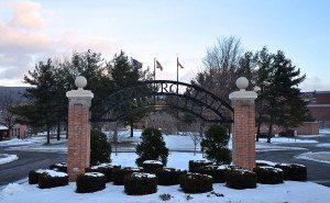 Frostburg_State_University_entrance_arch