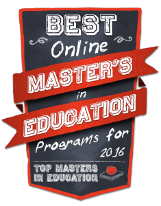 Best Online Masters in Education Programs 2016